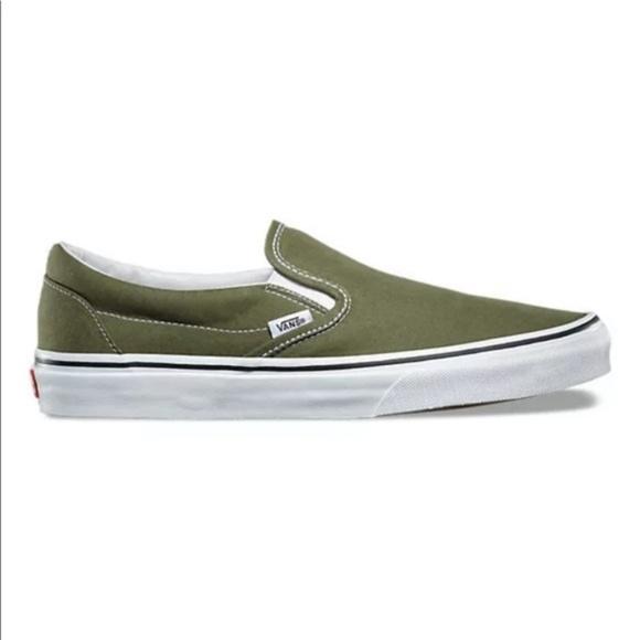 Vans Shoes | Vans Womens Classic Slipon